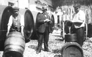 Vins Mosbach - Eerste wijnbouwers in de Alsace